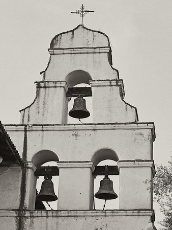 SJB Mission Bell Tower