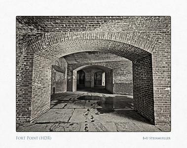 Fort Point (HDR)