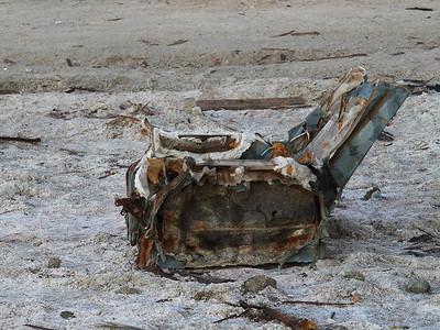 Bombay Beach Chair  & Fishbones