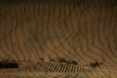 Way To Santa Barbara + Dunes + Rocks