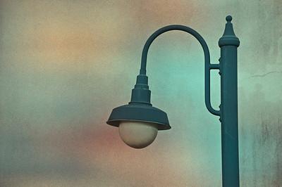 Lamp + Texture