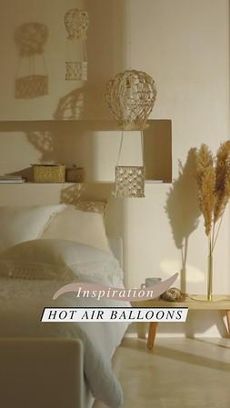 DEPOT - 'Hot Air Balloons'