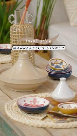 DEPOT - 'Marrakesch Dinner'