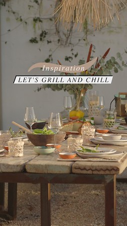 DEPOT - 'Let's Grill And Chill'
