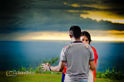 Fahim & Nuoma, Destination Post wedding Photography @ Nilgiri, Bandarban, Bangladesh