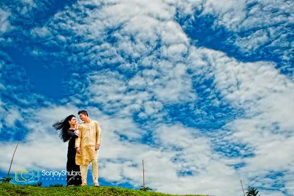 Post Wedding Photography At Nilgiri