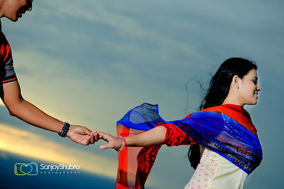 Fahim & Nuoma, Destination Post wedding Photography @ Nilgiri, Bandarban, Bangladesh