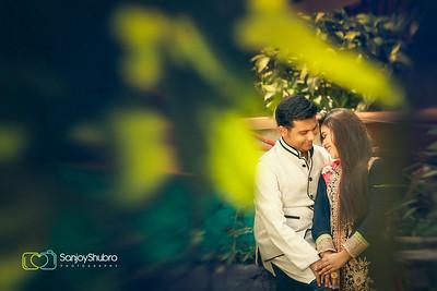 Best Post Wedding Shoot In Foy's Lake
