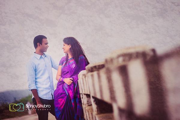 J & S, Post wedding Photo Session, Cox's Bazar, Bangladesh