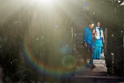 Unique Pre Wedding Image By Sanjoy Shubro