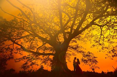 Unique Pre Wedding Shoot By Sanjoy Shubro