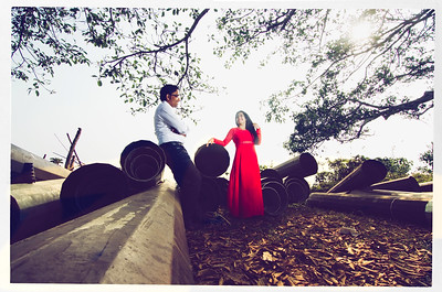 Unique Pre Wedding Image By Sanjoy Shubro