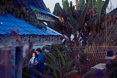 Unique Pre Wedding Shoot In Nilgiri