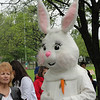 Yes the Easter Bunny was there