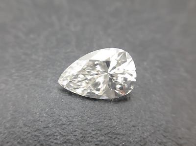 1.13ct Pear Shape F-VS1 GIA