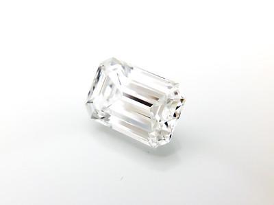 1.55ct Emerald Cut E-VVS2 GIA