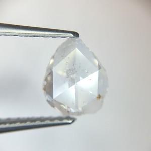 0.74 Old Rose Cut, Gray (Sr522)