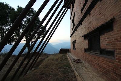 Nuwakot Durbar. February 2016