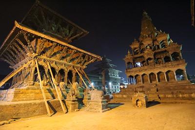 Patan Durbar Square. October 2015