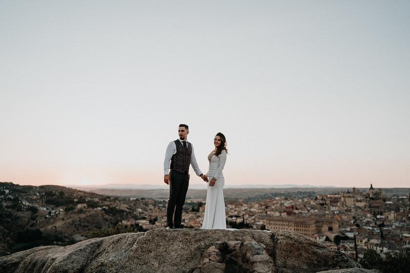 Postboda Jenifer & Jóse