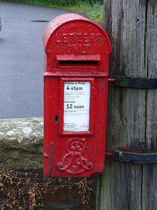 Postbox Types [Collections]