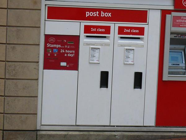 B2 4411  4412 - Birmingham Head Post Office, Pinfold Street 091001