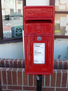 BA12 16 - Heytesbury PO, High Street 110408