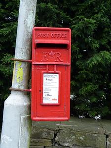 BB10 194 - Cliviger, A694  Honeyholme Lane 160619