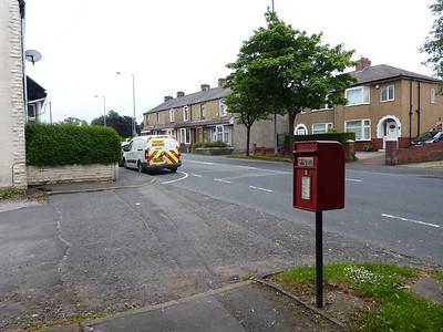 BB11 108 - Burnley, Rossendale Road Cemetery 160619 [location]