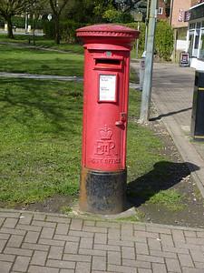 BB4 564 - Helmshore PO, Dorset Drive 160504