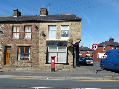 BB4 548 - Haslingden, 261 Helmshore Road 160504 [location]