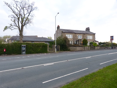 BB6 32 - Langho, Petre Arms, Whalley Road 160508 [location]