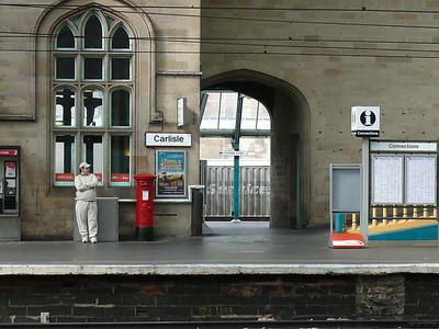 CA1 55 - Carlisle Railway Station 090713 [location]