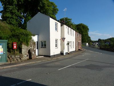 CA19 34 - Holmrook, The Square 180526 [location]