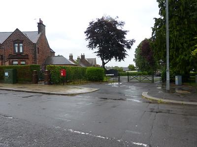 DG11 5 - Lockerbie, Townhead Street : Kintail Park 170629 [location]