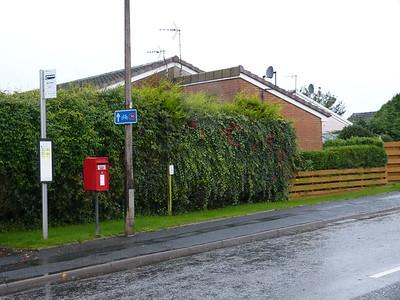 DG11 40 - Ecclefechan, Oak Tree Drive 161018 [location]