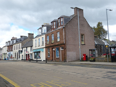 DG4 152 - Sanquhar, High Street 161009 [location]