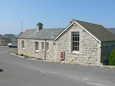 DT5 42 - Portland, Hospital Lodge, Castle Road, Castletown 110421 [location]