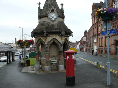 DY10 39 - Kidderminster, Worcester Cross 110719 [location]