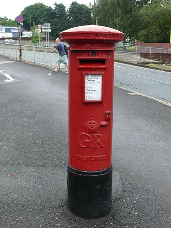 DY10 39 - Kidderminster, Worcester Cross 110719
