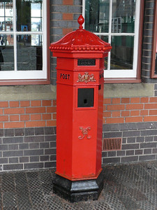 DY10 0 - Kidderminster, Severn Valley Railway Station 110719