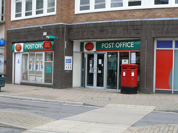 EX31 15 - Barnstaple Post Office 090607 [location]