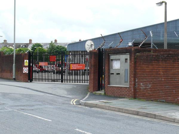 EX31 8 - Barnstaple, Queen Street Delivery Office 090607 [location]