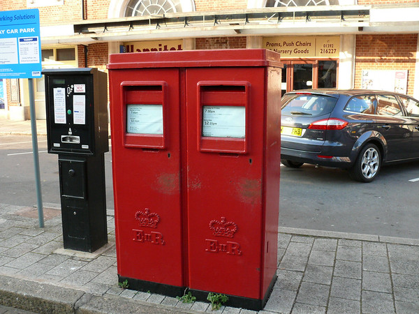 EX4 17 - Exeter, Central Station 090604