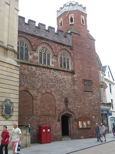 EX4 18 - Exeter, St Petrocks Church, High Street 140505 [location]