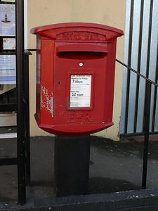 EX4 11 - Exeter, Red Cow Post Office 090607