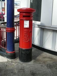 FK8 7 - Stirling Railway Station 090716