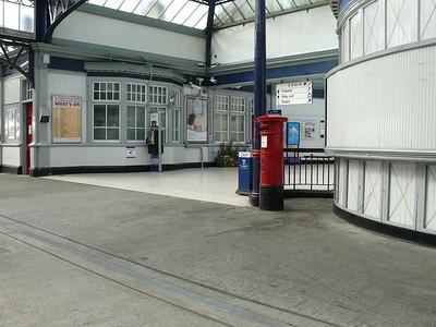 FK8 7 - Stirling, Railway Station 090716 [location]