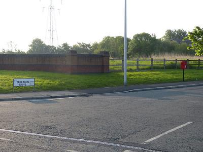 FY2 18 - Blackpool, Tarrogon Drive  Moor Park Avenue 160529 [location]