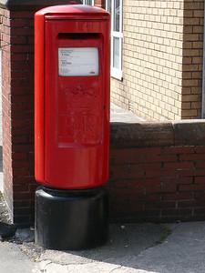 FY6 12 - Knott End PO, Lancaster Road 100627
